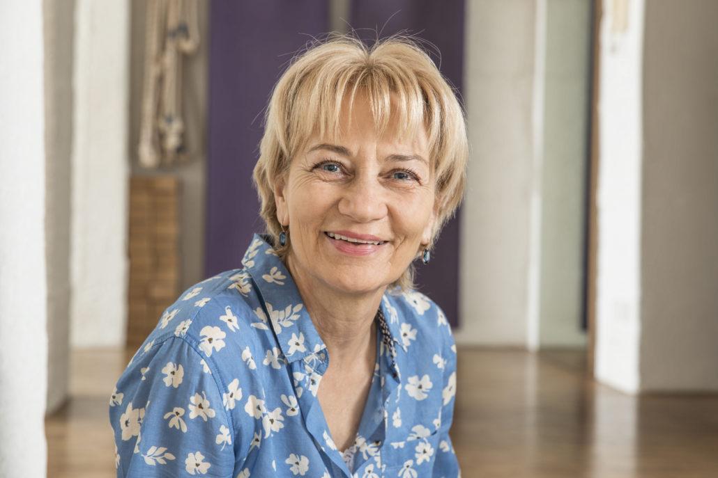 Brigitte Bögli Yoga-Iyengar Bern