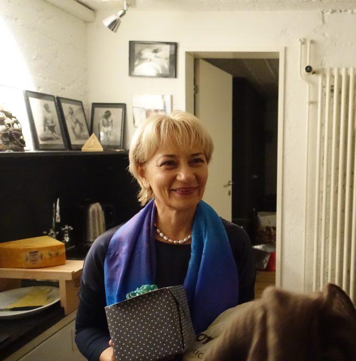 20 Jahre Schänzlihalde Brigitte Bögli